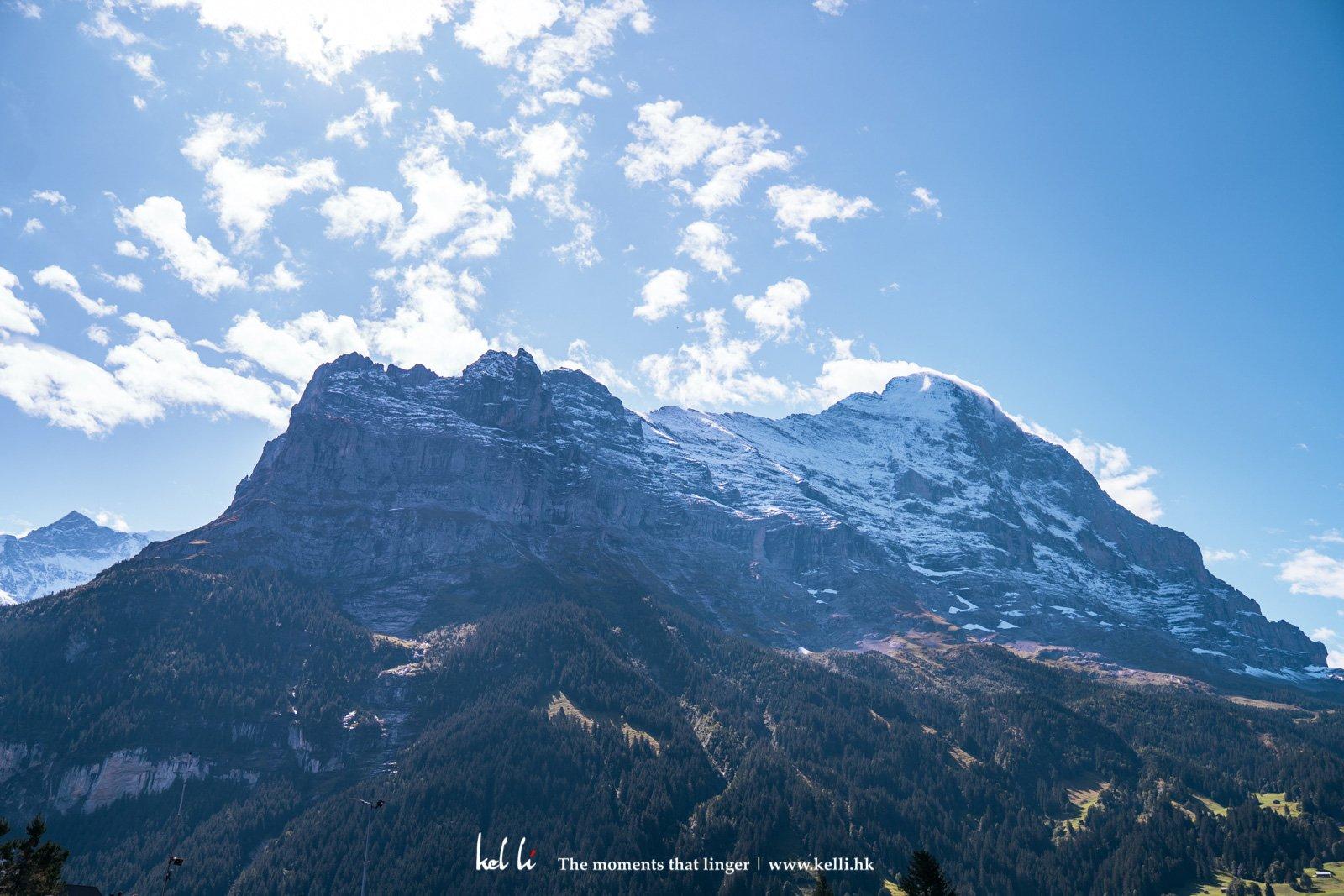 格林德瓦 (Grindelwald)的風光明媚