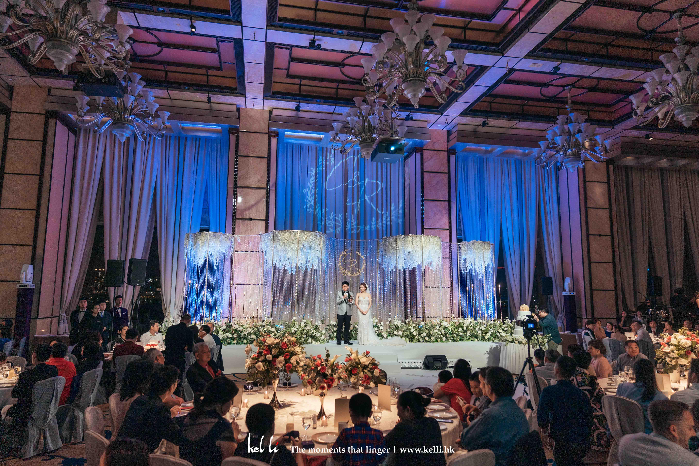 四季酒店內的Grand Ballroom