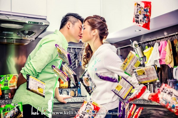 Kel Li Art Gallery - 即食麵婚紗相