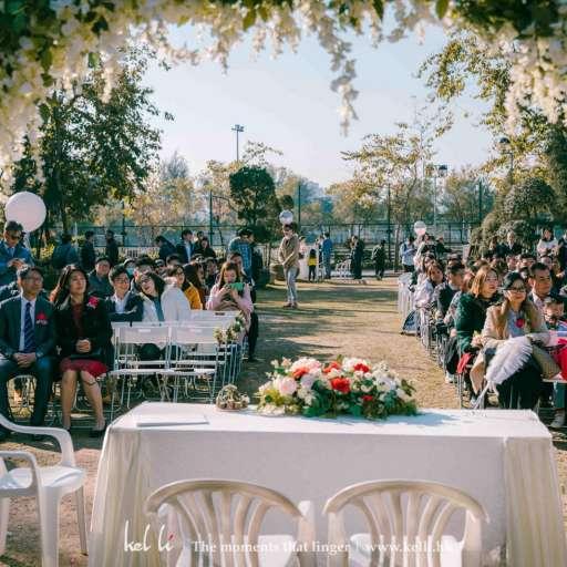 [仿如外國]15個戶外草地婚禮場地推介 | Outdoor Wedding |  戶外證婚場地