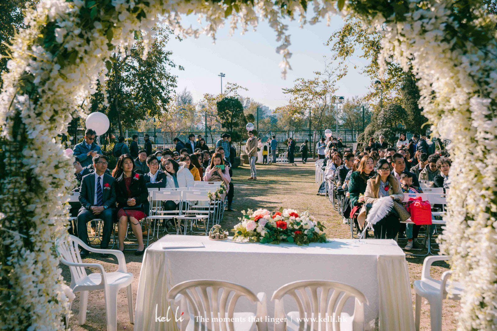 15個草地婚宴場地 | 戶外證婚場地