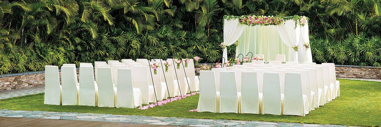 15個有草地的婚宴場地