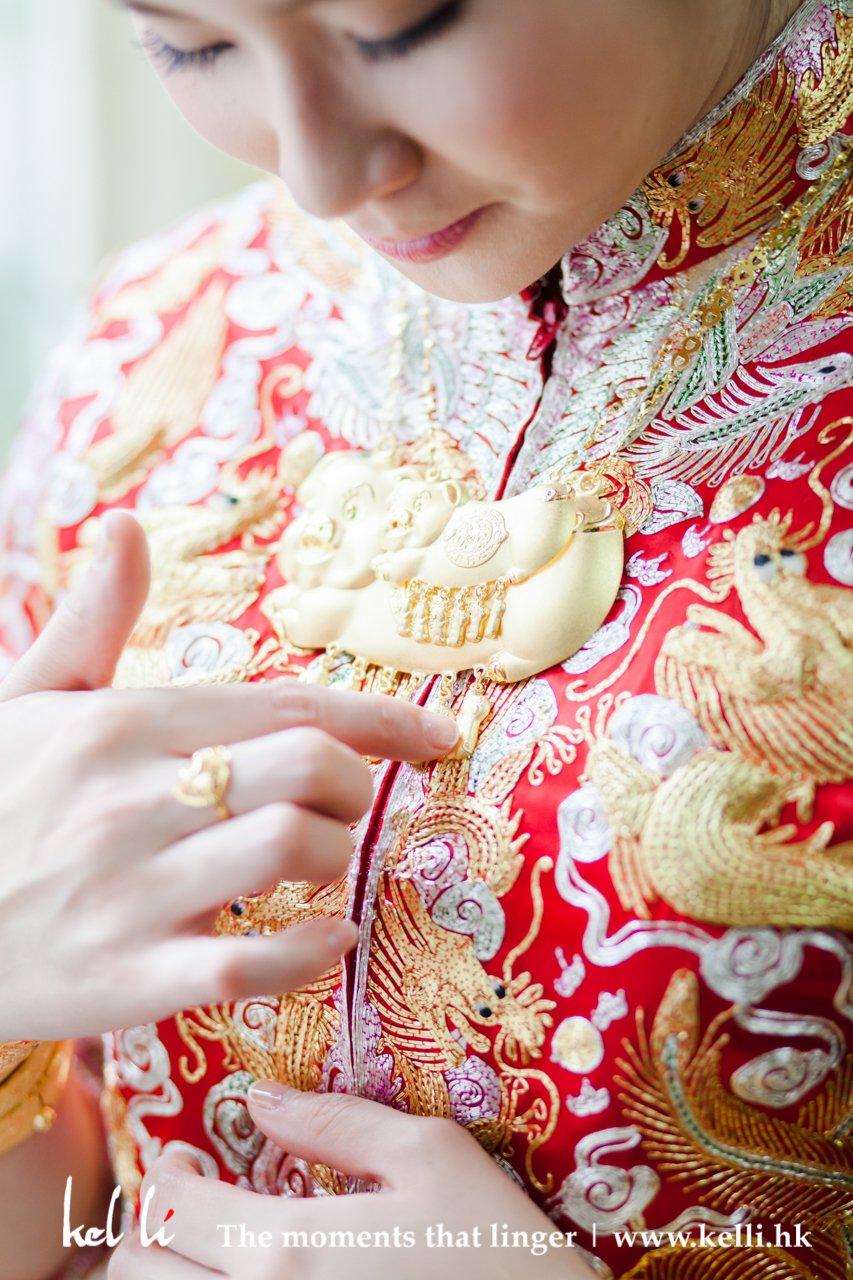 Bride 新娘