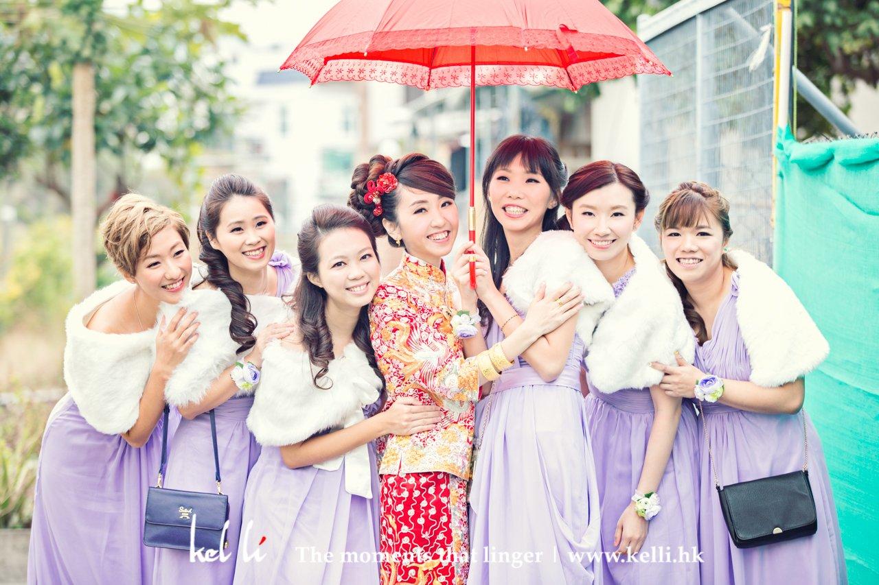 新娘與姐妹
