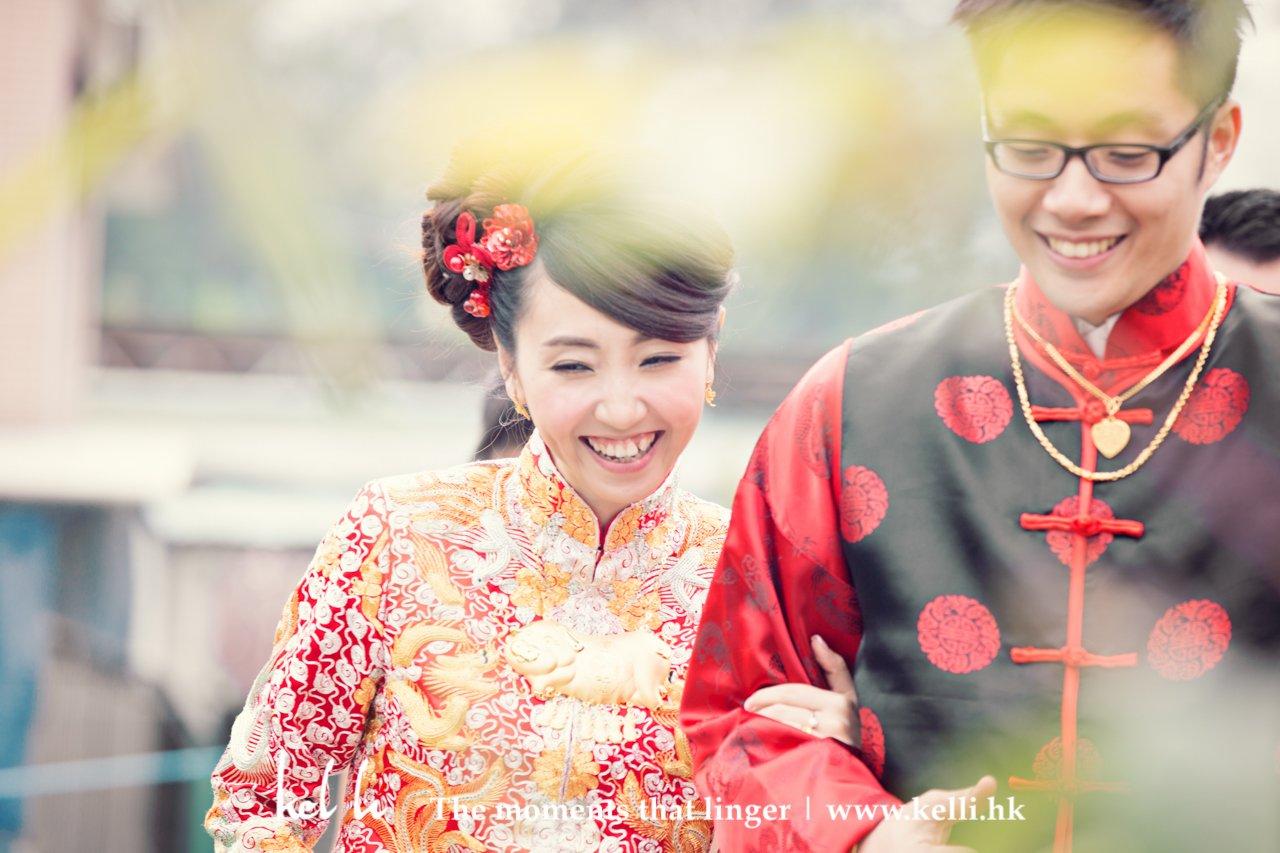 bride & groom 新娘與新郎