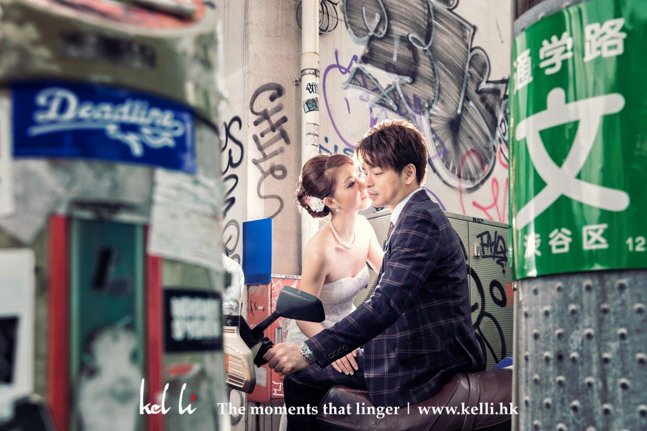 東京婚紗攝影 - 街頭拍攝, Tokyo 東京婚紗相, 東京婚紗照, 日本婚紗照, 日本東京婚紗照, 婚紗攝影