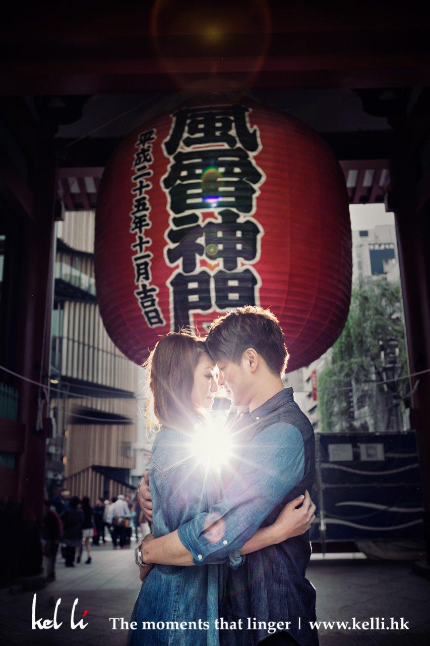 東京婚紗攝影 - 雷門, 愛在東京, 東京婚紗攝影 - 東京塔, 東京婚紗攝影 - 街頭拍攝, Tokyo 東京婚紗相, 東京婚紗照, 日本婚紗照, 日本東京婚紗照, 婚紗攝影