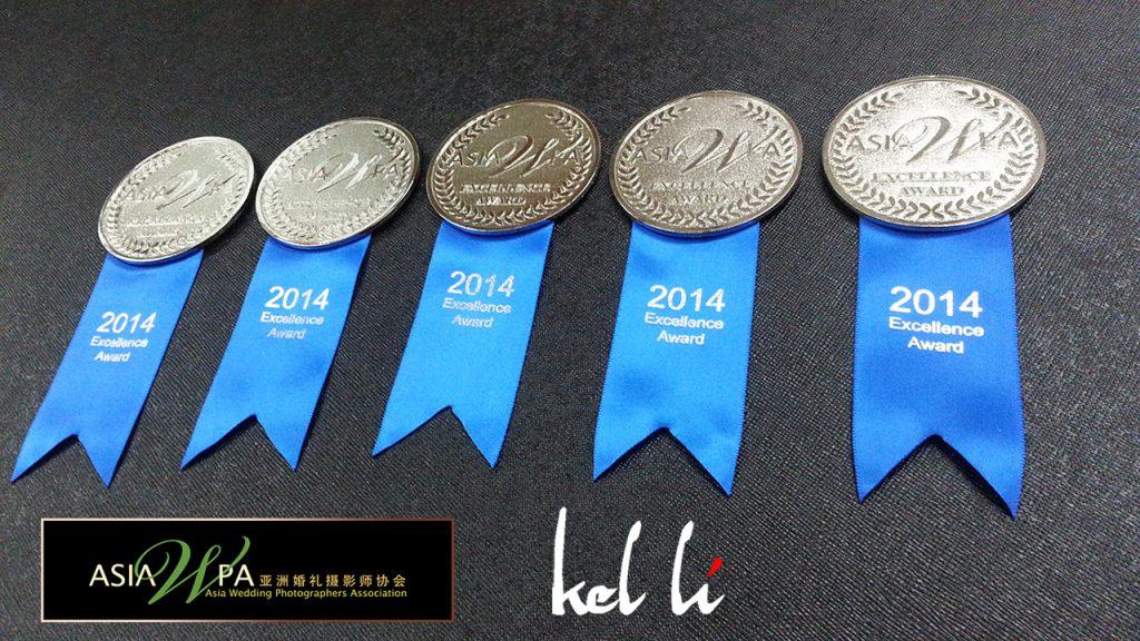 AsiaWPA Excellence Awards, Award Winning Wedding Photographer, 香港十大婚紗攝影師, Best 10 Wedding Photographer, 婚紗攝影獎項