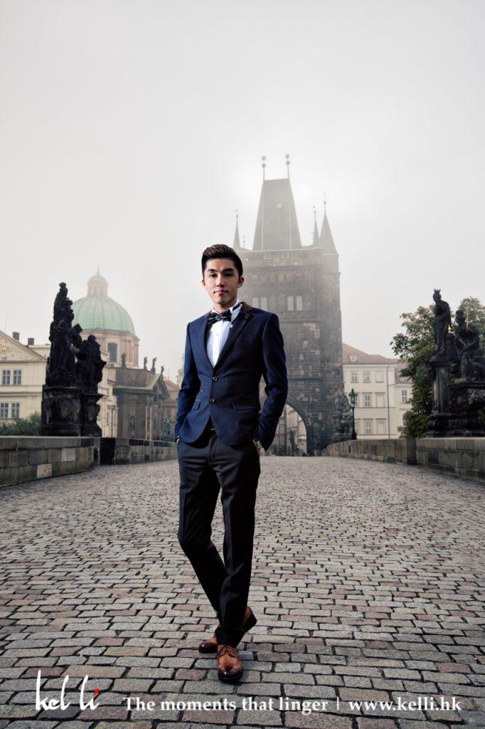 愛,走過這查理大橋, Praug Charles Bridge, 布拉格婚紗攝影, Prague Preweding