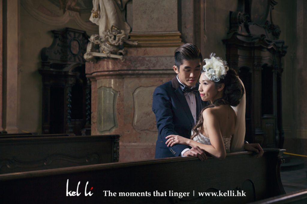 布拉格教堂, Prauge Church, 布拉格婚紗照, 布拉格婚紗攝影, 布拉格結婚, Prague Prewedding, Prague Pre-wedding Photos, Prauge wedding