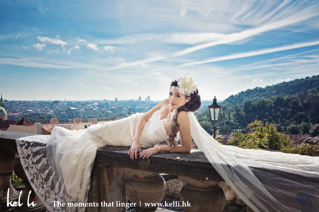 布拉格, 岸上的美人魚, Prauge Church, 布拉格婚紗照, 布拉格婚紗攝影, 布拉格結婚, Prague Prewedding, Prague Pre-wedding Photos, Prauge wedding