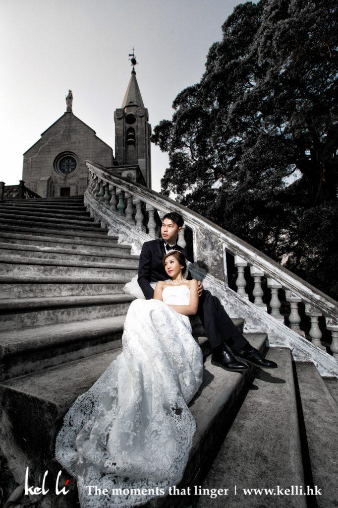 澳门主教山拍婚纱照, 澳门主教山婚纱相, 澳门婚纱照, 澳门影婚纱相, 澳门婚纱摄影师