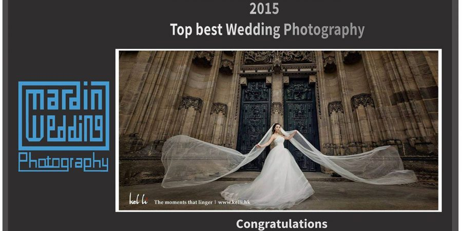 BEST WEDDING PHOTOGRAPHY AWARD