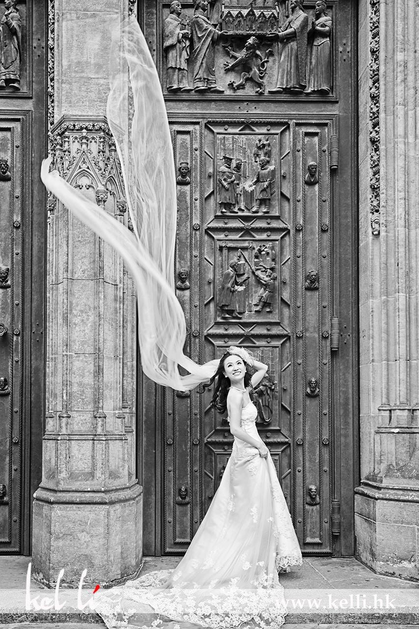 飛紗 Flying veil