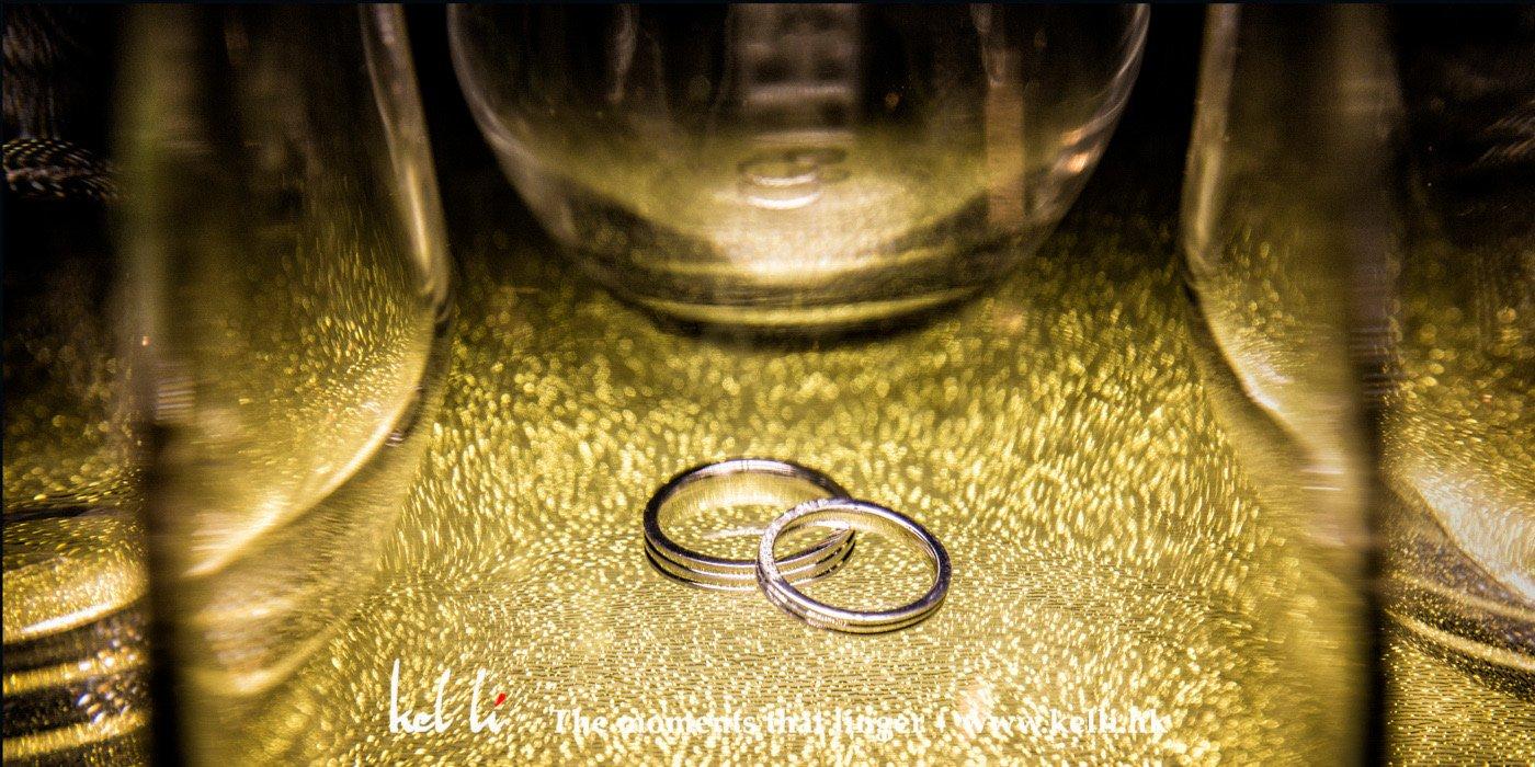 戒子, 介子, 結婚介子, Wedding ring, Wedding details