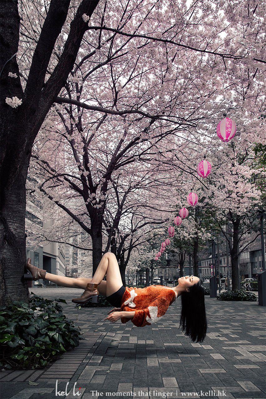 Gravity Chaos by Kel Li