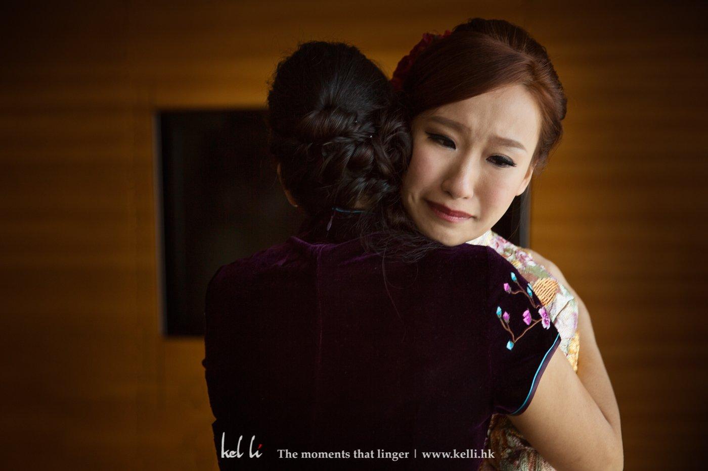 簡單一個擁抱,勝於千言萬語