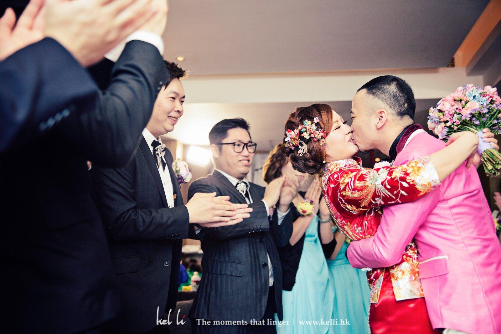 迎親, 接新娘