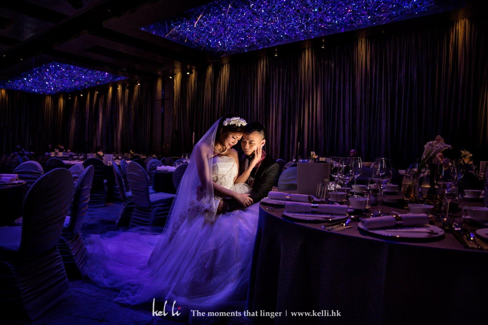 我們婚禮攝影師看的不單單是場地漂亮,更重要的是場地的燈光漂竟,也才能拍出美麗的照片