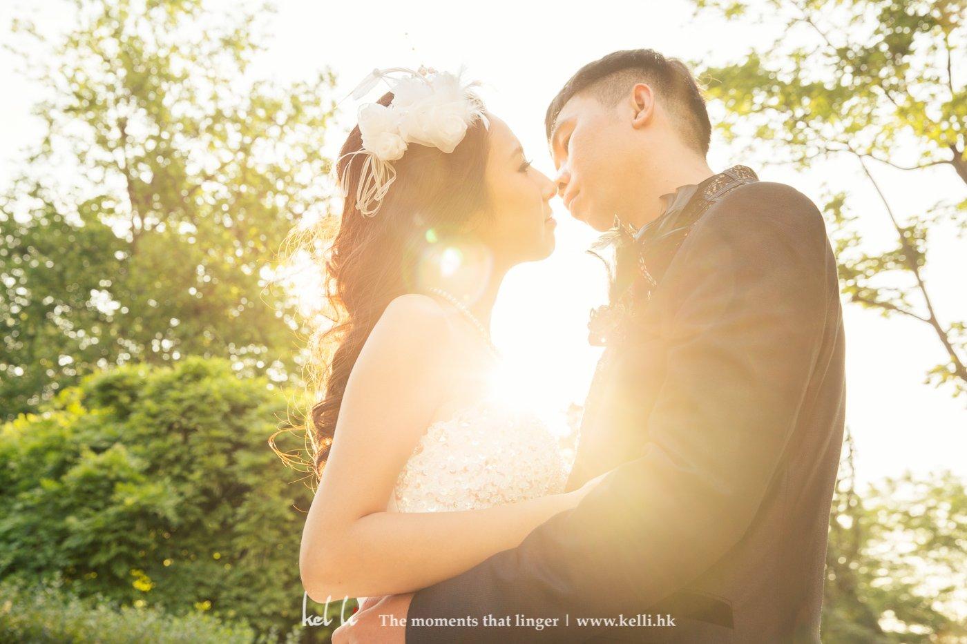 我們的拍攝是很多元化,和暖感覺的婚照也是我們喜愛的