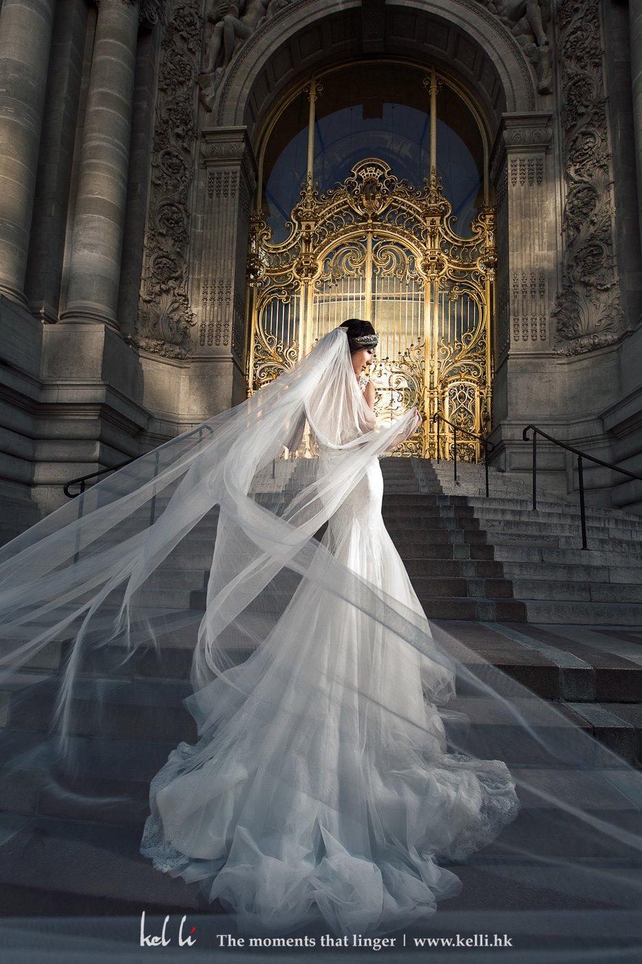 飛紗的婚紗相片