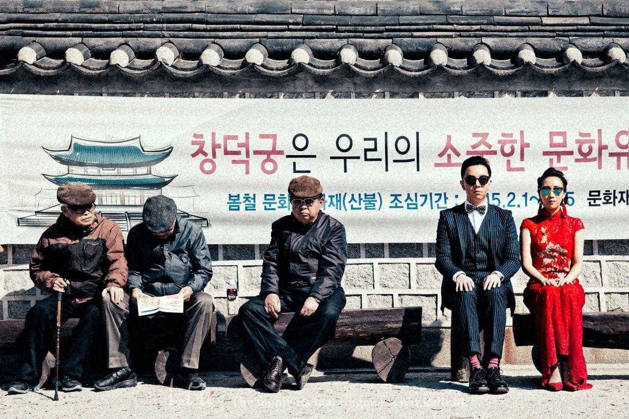▌17年3月或4月首爾,超時尚韓國全外景婚紗拍攝 ▌