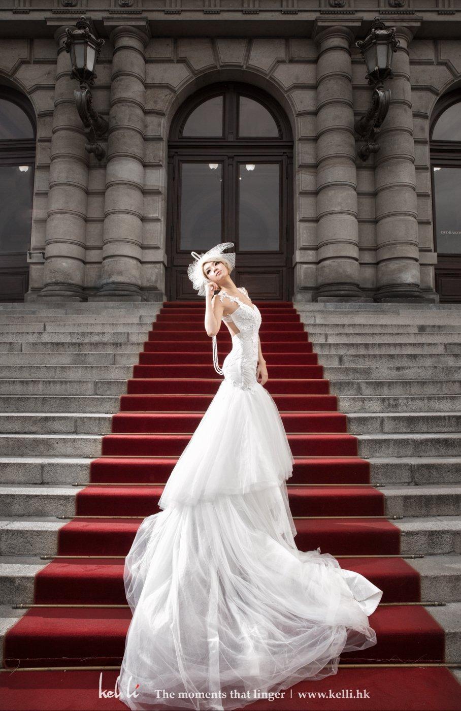 Prague Prewedding | 布拉格婚紗攝影