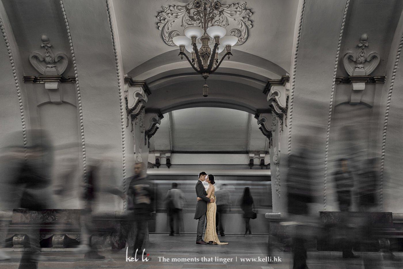 愛在莫斯科 | Love in Moscow, 莫斯科婚紗攝影/Moscow Prewedding