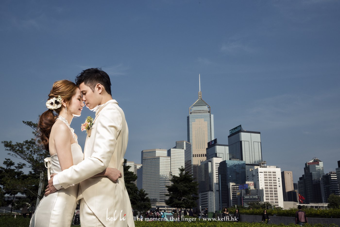 婚禮攝影的外景