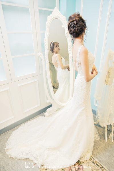 每一個新娘影婚紗相都會好重視自己的婚紗
