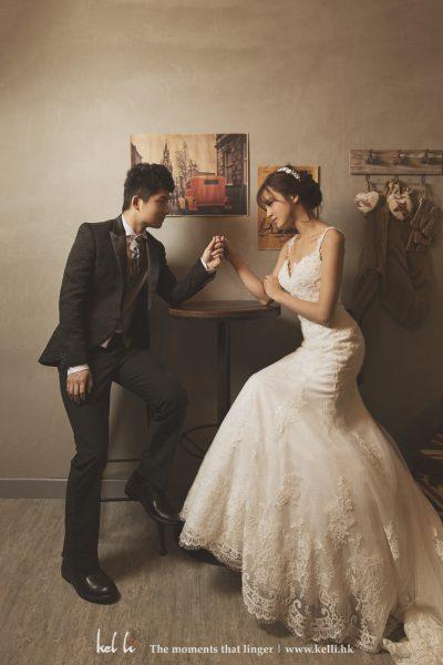 影樓影婚紗相其實都可以好特別