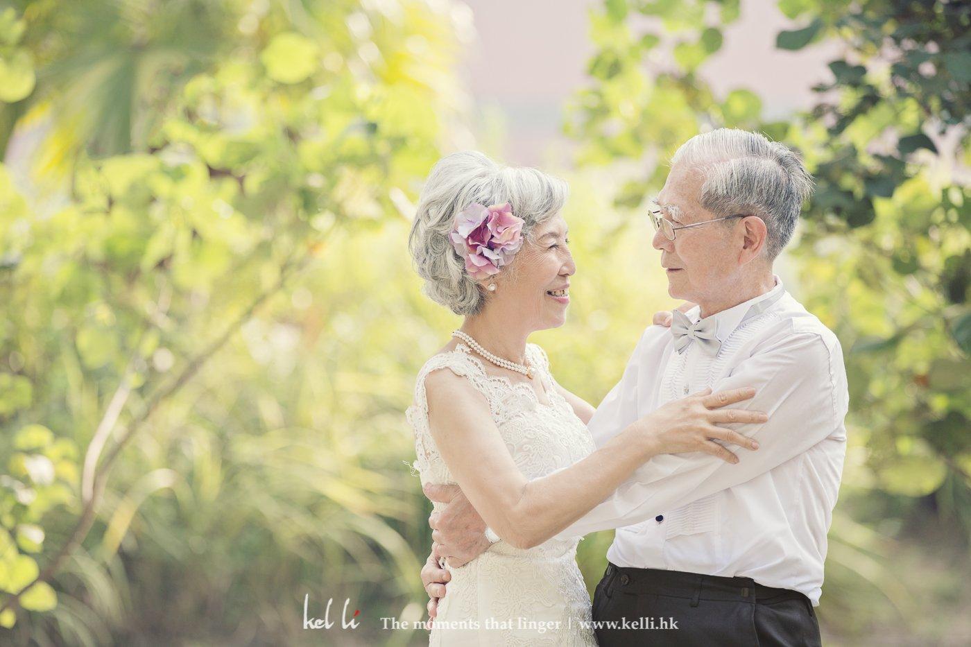 """""""時間訴說愛,這五十年的愛"""""""
