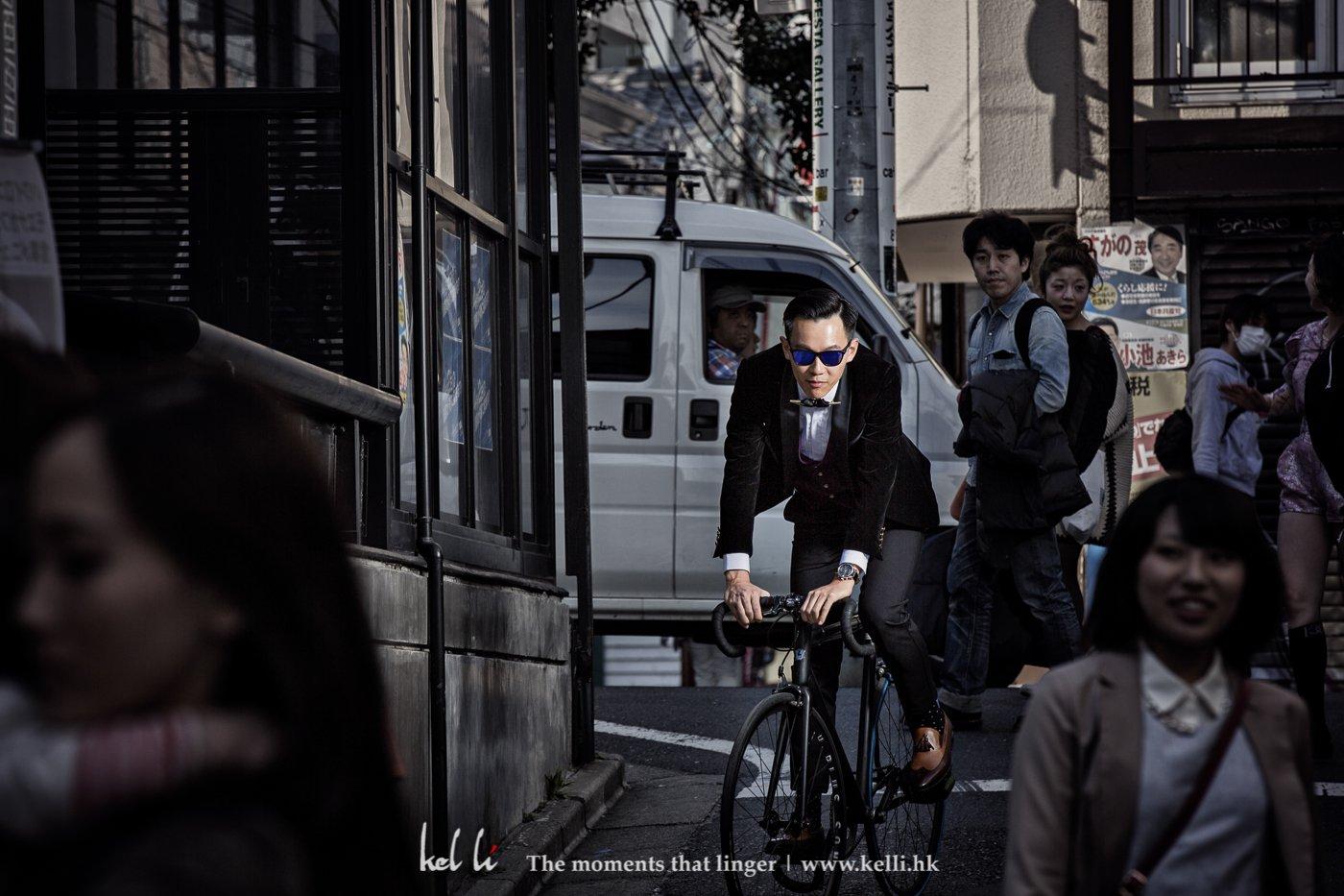 在單車上罷post對於車單愛好者絕對無難度