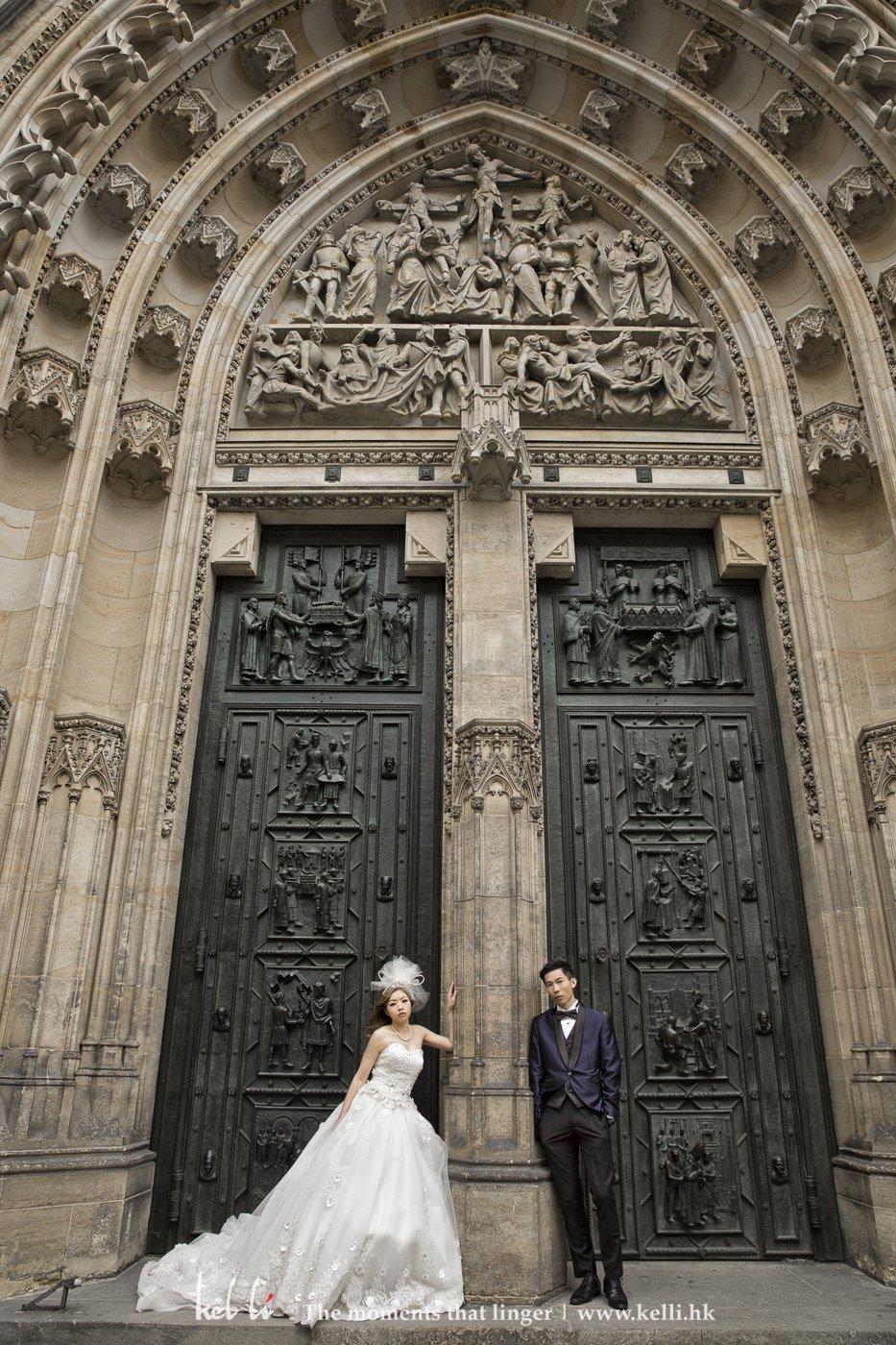 布拉格圣维特大教堂