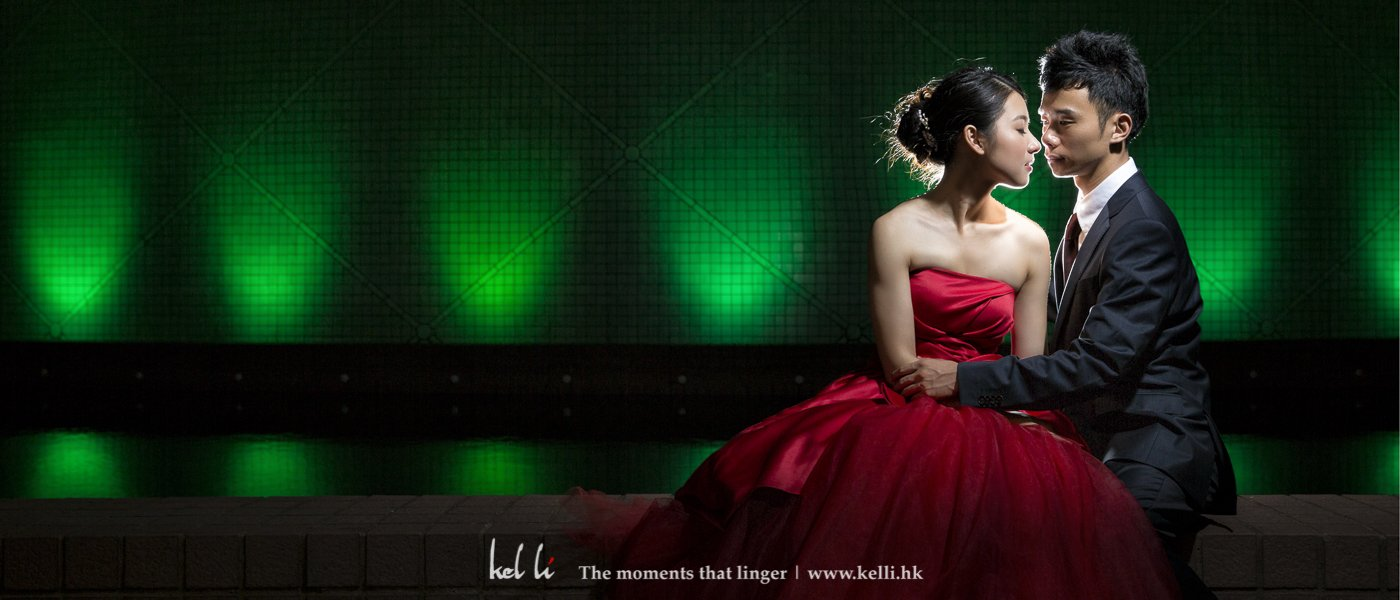 Night Prewedding