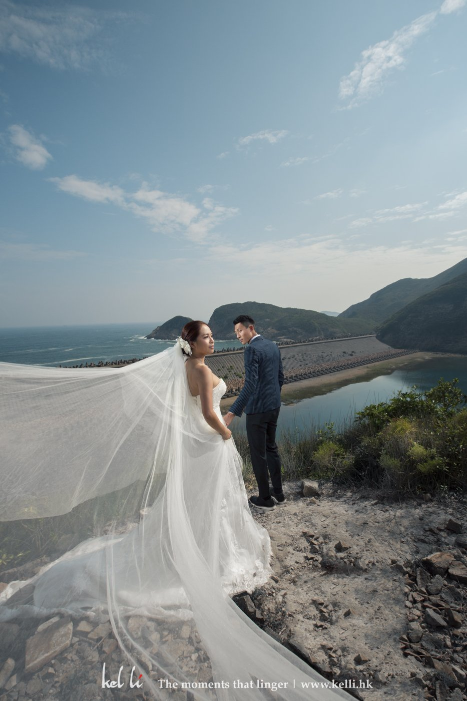 東壩高處的美景絕對係好多國家沒有的