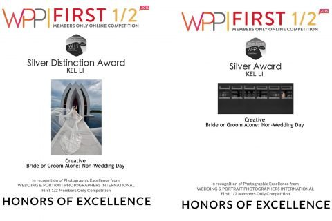 WPPI Silver Distinction - KEL LI