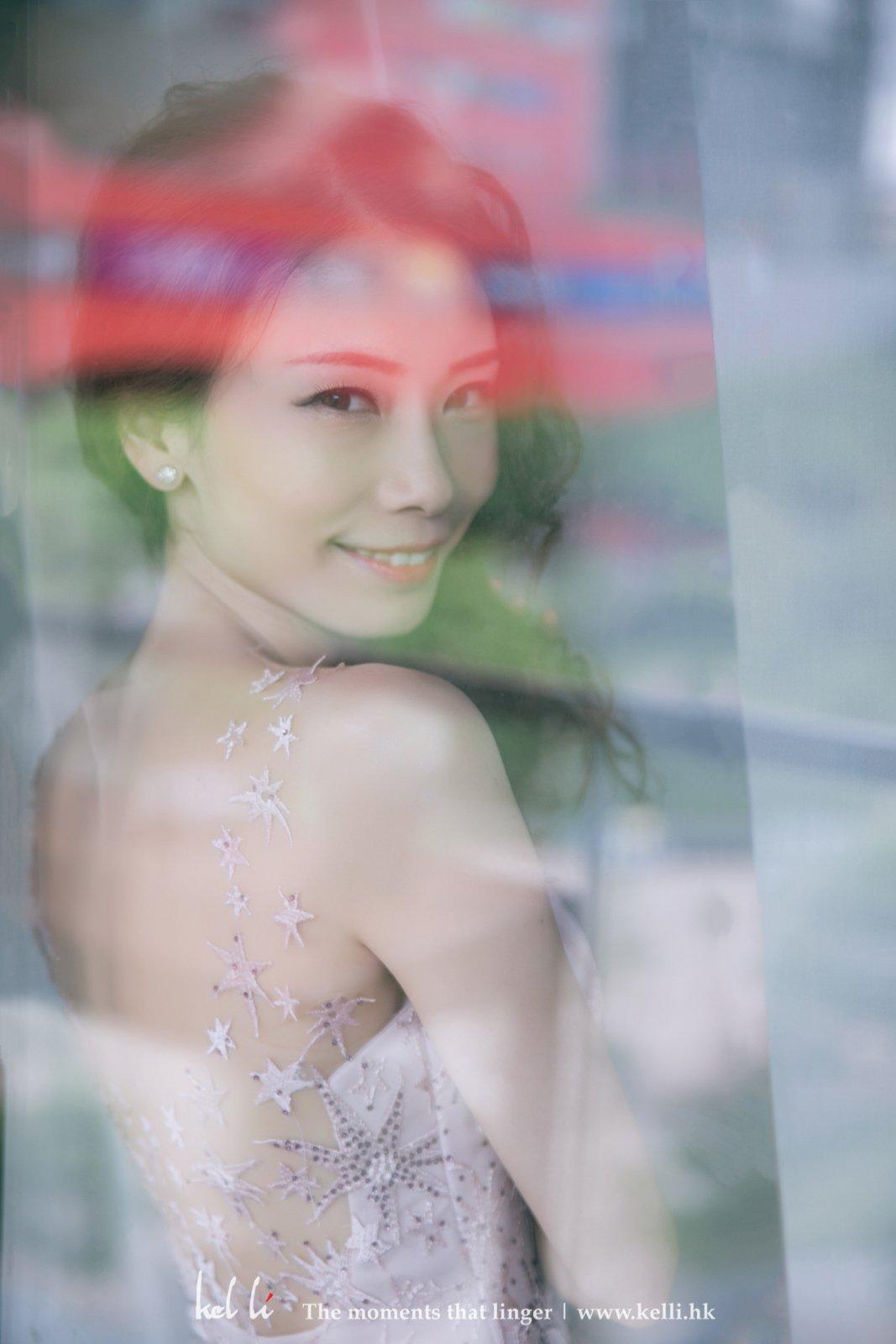 香港室內婚紗攝影