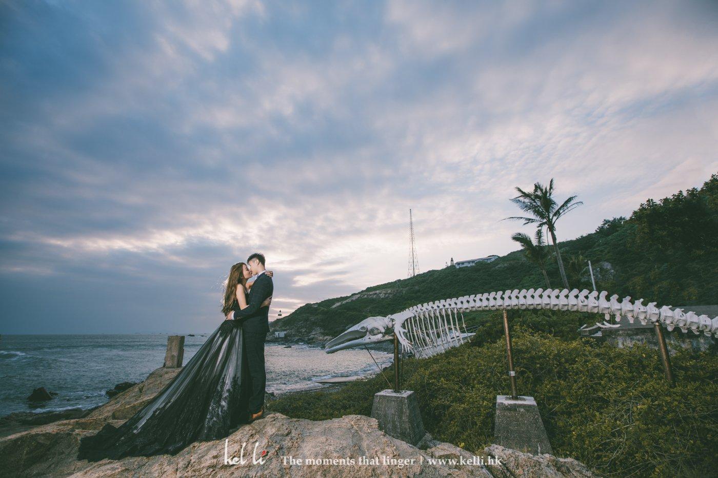 [有片]A love story of Albe & Lun | Prewedding 婚紗攝影