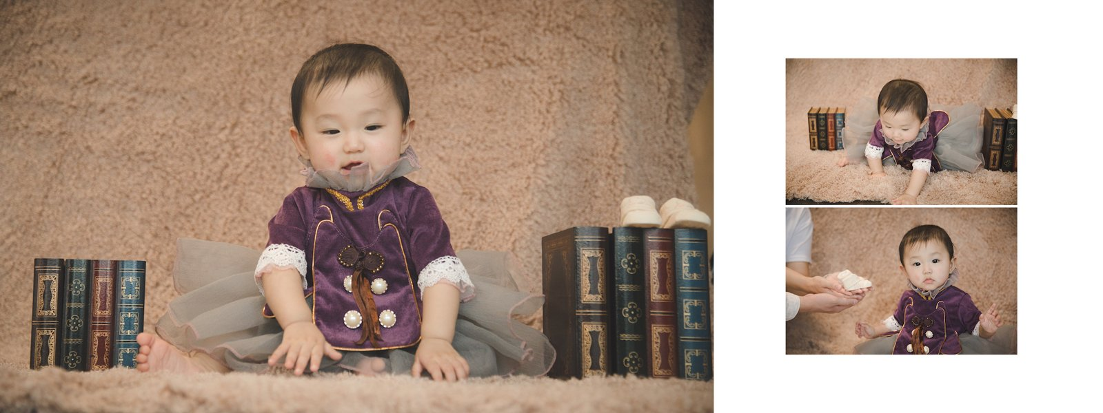 Baby: 我很愛諗書