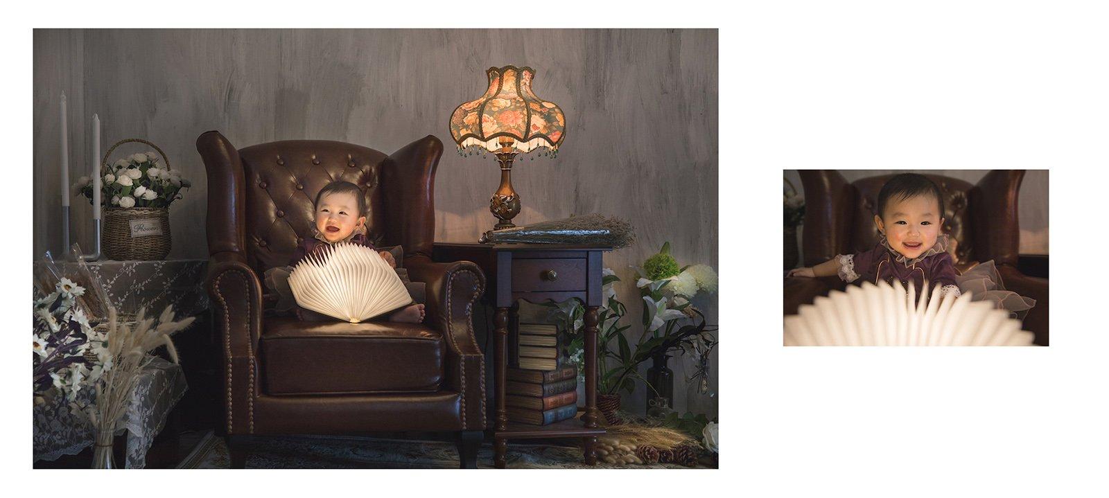 Baby Photography, 英式嬰兒攝影