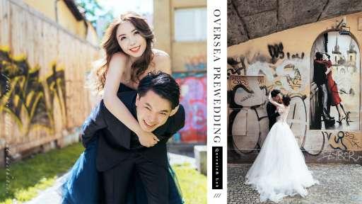 【我找到留住時光的方法】 | Oversea Prewedding | 海外婚紗攝影