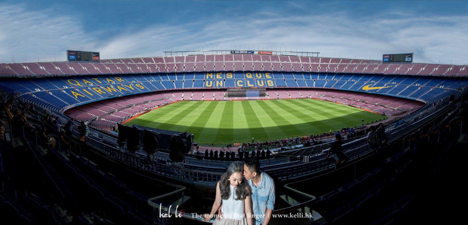 諾走普球場(Camp Nou), 球迷必到的球場