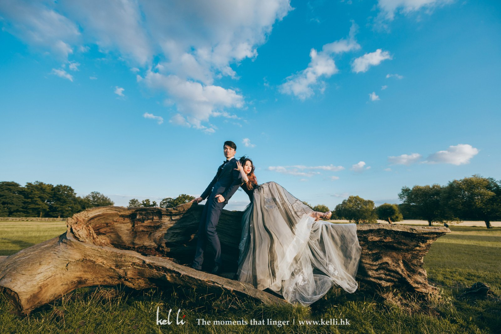 Prewedding in Richmond Park