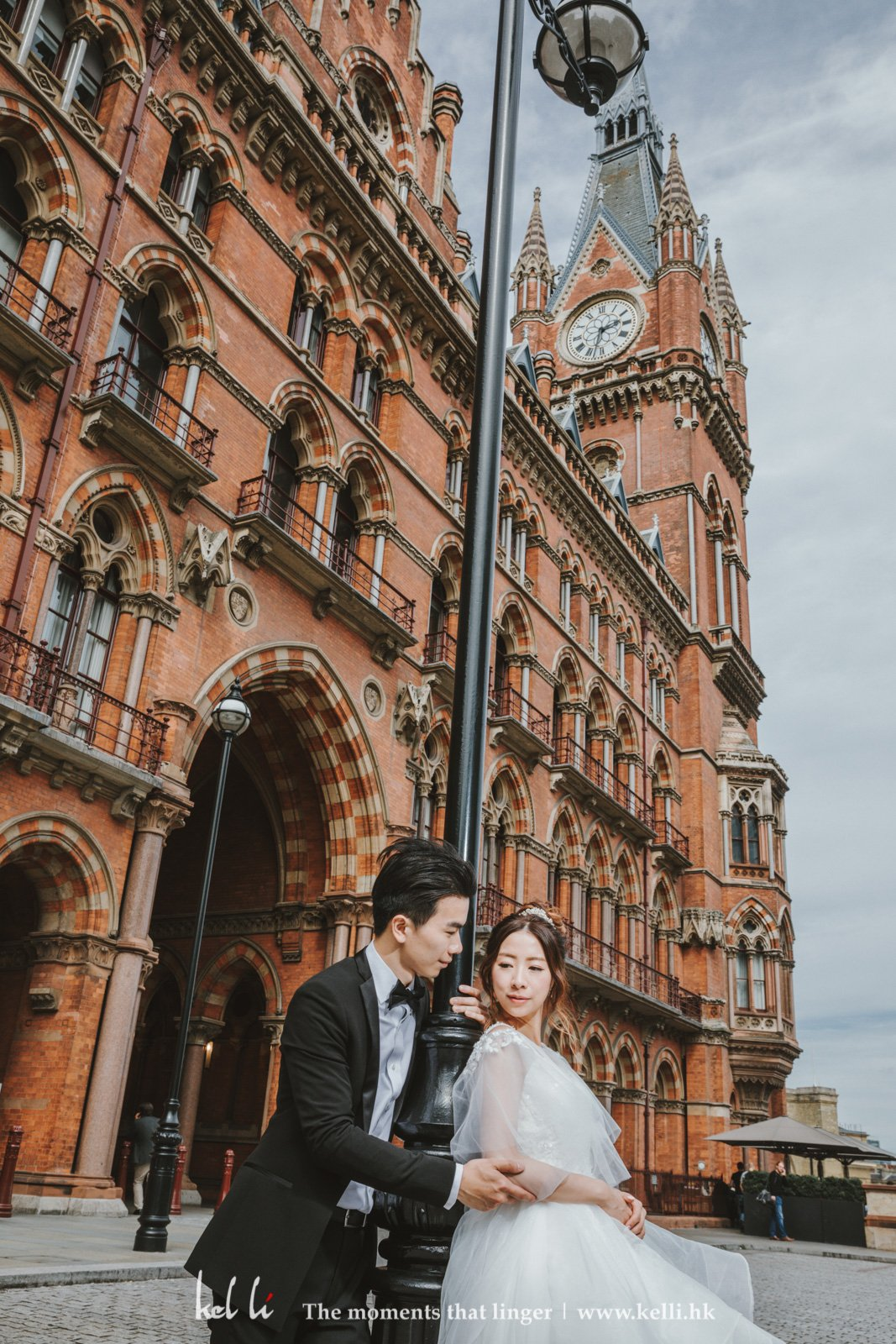Harry Potter Station Prewedding