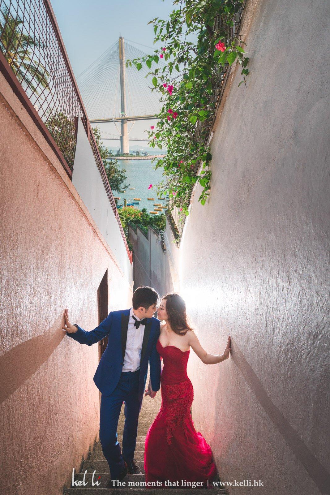 婚紗攝影師的價值是能看到新人不同的美