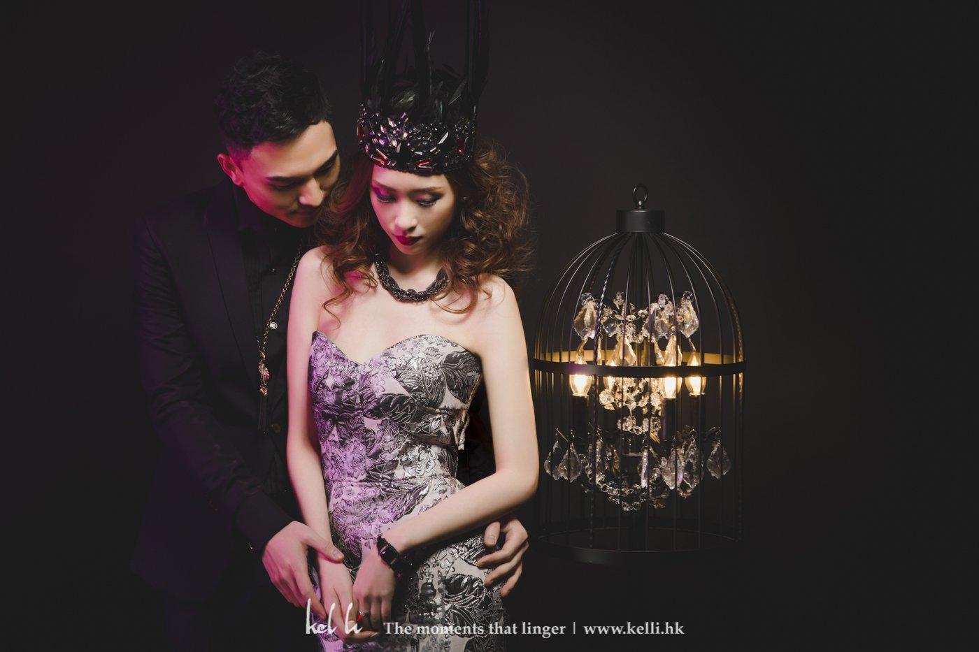 超時尚婚紗攝影