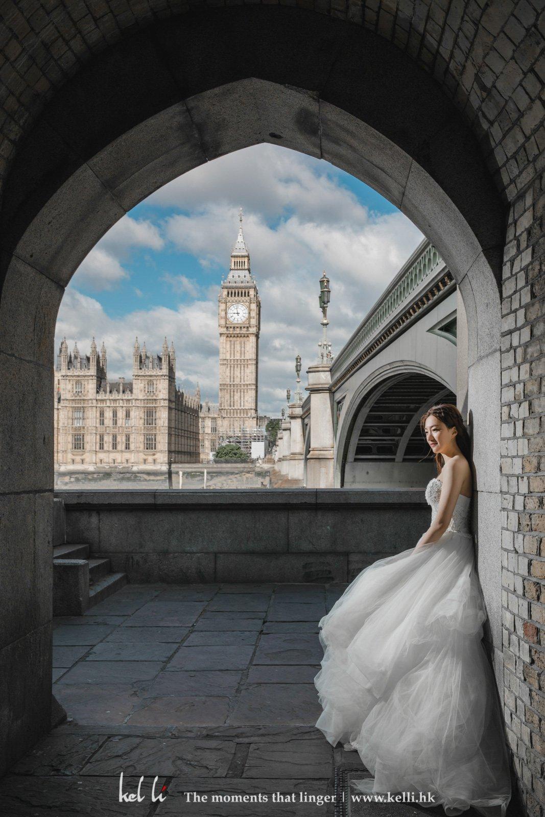 倫敦地標-大笨鐘 Big Ben