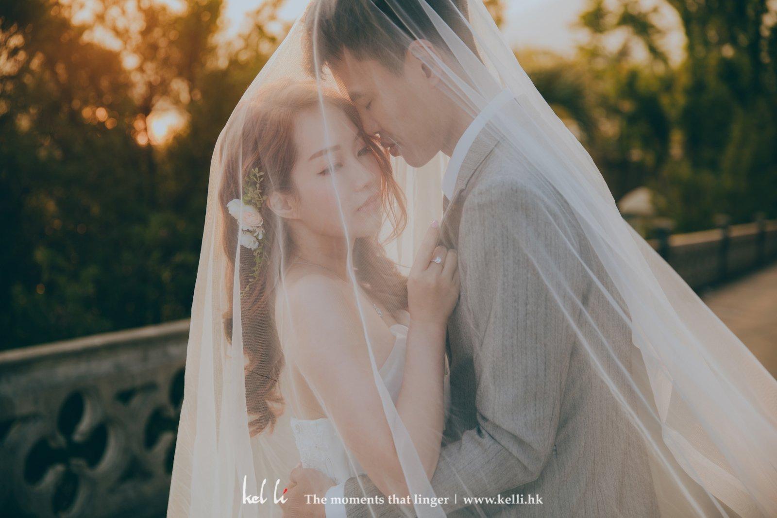 超美澳門日落,這種澳門婚紗照很溫暖