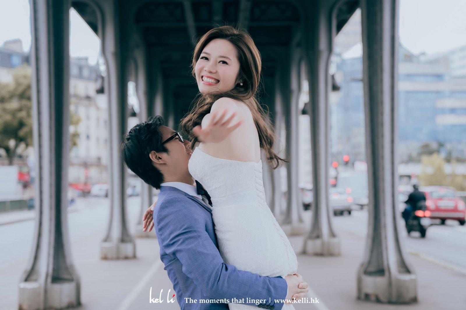 婚紗相我們不只是擺拍,更喜歡是真情流露